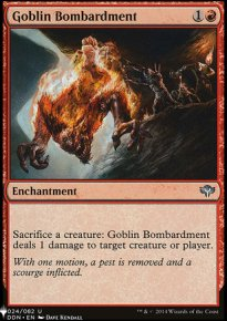 Goblin Bombardment - Mystery Booster