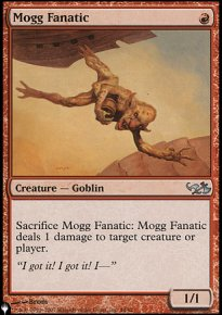 Mogg Fanatic - Mystery Booster