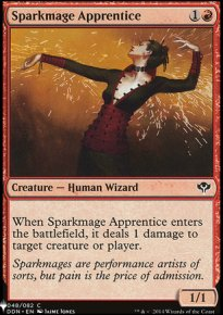 Sparkmage Apprentice - Mystery Booster