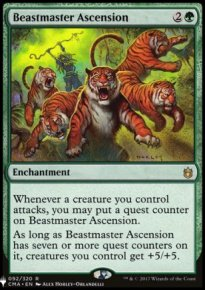 Beastmaster Ascension - Mystery Booster