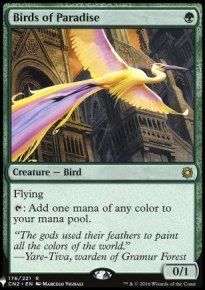 Birds of Paradise - Mystery Booster