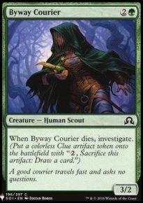 Byway Courier - Mystery Booster