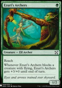 Ezuri's Archers - Mystery Booster