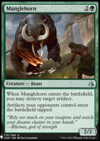 Manglehorn - Mystery Booster