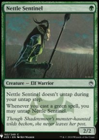 Nettle Sentinel - Mystery Booster