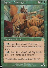 Squirrel Wrangler - Mystery Booster