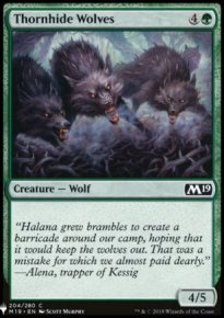 Thornhide Wolves - Mystery Booster