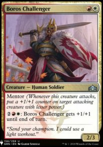 Boros Challenger - Mystery Booster