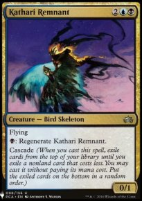 Kathari Remnant - Mystery Booster