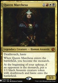 Queen Marchesa - Mystery Booster
