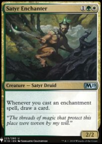 Satyr Enchanter - Mystery Booster