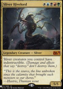 Sliver Hivelord - Mystery Booster