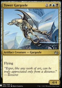 Tower Gargoyle - Mystery Booster