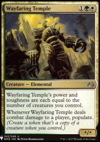 Wayfaring Temple - Mystery Booster