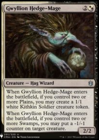 Gwyllion Hedge-Mage - Mystery Booster