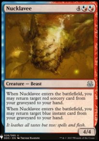 Nucklavee - Mystery Booster