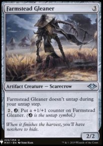 Farmstead Gleaner - Mystery Booster