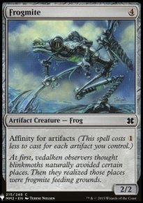 Frogmite - Mystery Booster