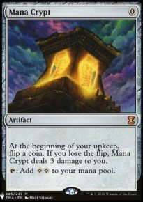 Mana Crypt - Mystery Booster