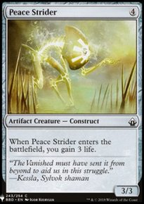 Peace Strider - Mystery Booster