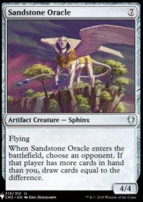 Sandstone Oracle - Mystery Booster