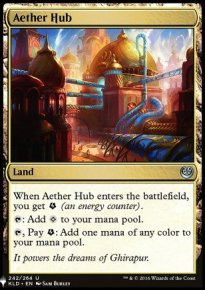 Aether Hub - Mystery Booster