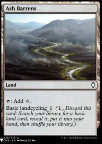 Ash Barrens - Mystery Booster
