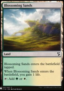 Blossoming Sands - Mystery Booster