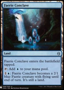 Faerie Conclave - Mystery Booster