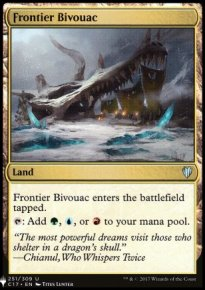 Frontier Bivouac - Mystery Booster