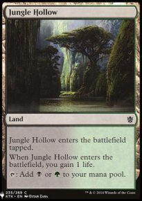 Jungle Hollow - Mystery Booster