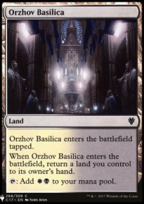 Orzhov Basilica - Mystery Booster