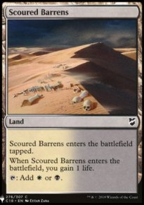 Scoured Barrens - Mystery Booster