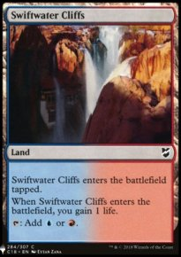 Swiftwater Cliffs - Mystery Booster