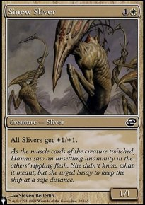 Sinew Sliver - Mystery Booster