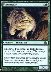 Fungusaur - Mystery Booster