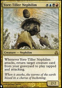 Yore-Tiller Nephilim - Mystery Booster