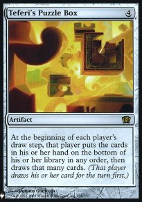 Teferi's Puzzle Box - Mystery Booster