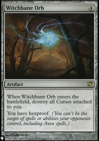 Witchbane Orb - Mystery Booster