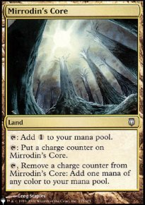 Mirrodin's Core - Mystery Booster
