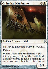 Cathedral Membrane - New Phyrexia