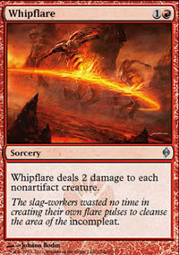 Whipflare - New Phyrexia