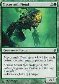 Mycosynth Fiend - New Phyrexia