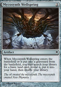Mycosynth Wellspring - New Phyrexia