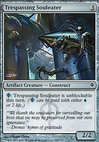 Trespassing Souleater - New Phyrexia