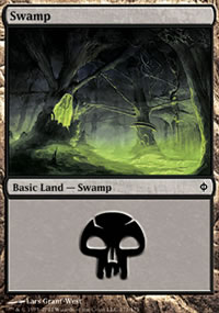 Swamp 2 - New Phyrexia