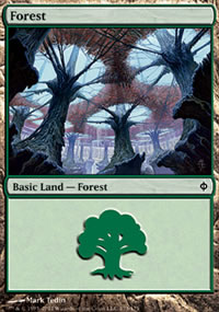 Forest 2 - New Phyrexia