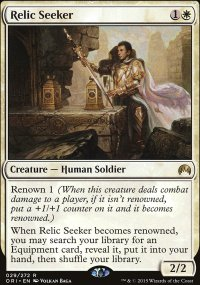 Relic Seeker - Magic Origins