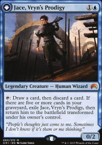 Jace, Vryn's Prodigy - Magic Origins