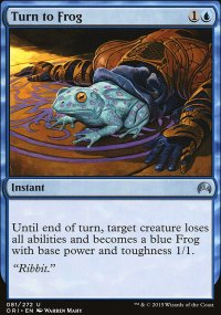 Turn to Frog - Magic Origins